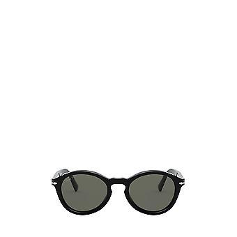 Persol PO3237S black unisex sunglasses