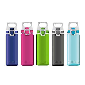 Sigg Total Colour Fitness Sports Gym Training Water Bottle 600ml