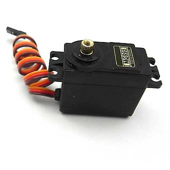 Mg995 torque servo motor with metal pulley for rc car boat helicopter