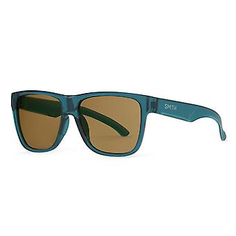 Smith Lowdown Slim 2 1ED/L5 Gafas de Sol Verdes/Marrones