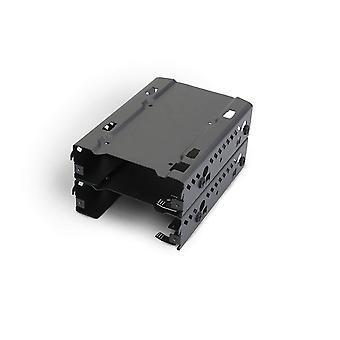 Suportes HDD empilháveis de 3,5 polegadas Phanteks - Duo Pack