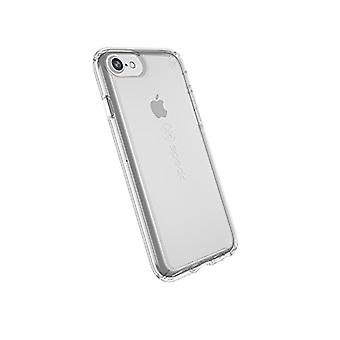 Speck Products Gemshell iPhone SE 2020 Case/iPhone 8 (also fits iPhone 7, iPhone 6S) - Clear/Clear