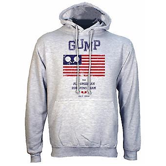 Grindstore Mens Gump Ping Pong Hoodie