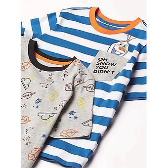 Brand - Spotted Zebra Boys Disney Star Wars Marvel Short-Sleeve T-Shirts