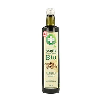 Organic Food Hemp Oil 500 ml of oil