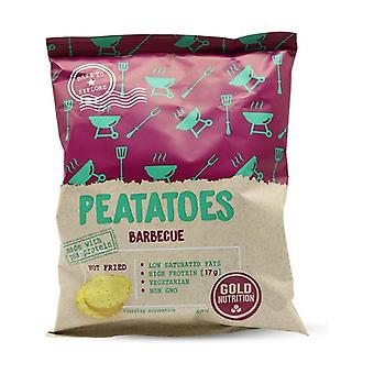 Peatate - Protein Chips Barbecue 40 g