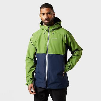 Craghoppers Men's Atlas Waterproof Jacket Green