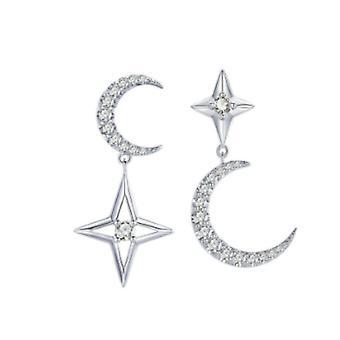 النجمة الفضية وأقراط القمر