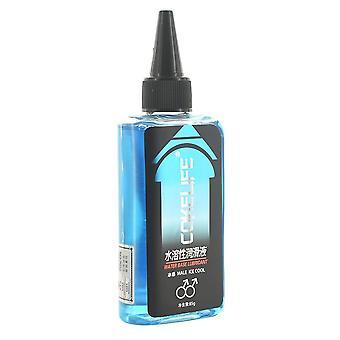 Sexo anal graxa, lubrificante quente base analgésica e alívio da dor anti-dor Óleo sexual anal