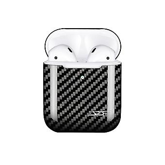 Apple Airpods Real Carbon Fiber Case (langaton latausmalli)