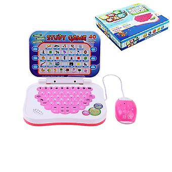 Baby Learning Machine With Mouse Computer