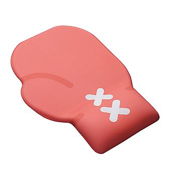 Boxing Gloves Silicone Keyboard Hand Rest, Wrist Mouse Pad Cute And Comfortable Palm Rest
