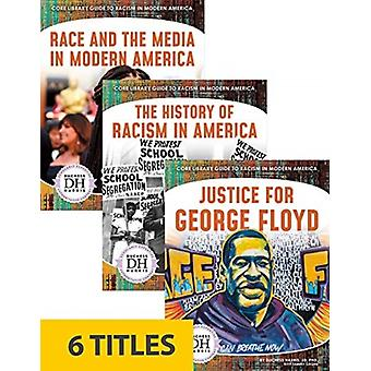 Core Library Guide to Racism in Modern America Set of 6 by Duchess Harris