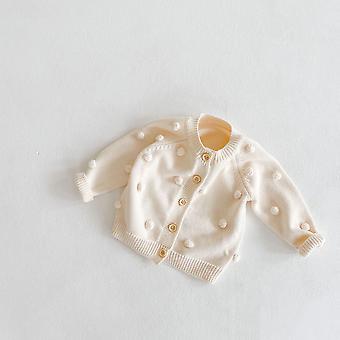 Baby Pompom Design Villapaita, Taapero Vastasyntyneiden takit Takki