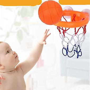 Basket Basketball Training Hoop With Balls For Child Kids Wall Hanging Tools