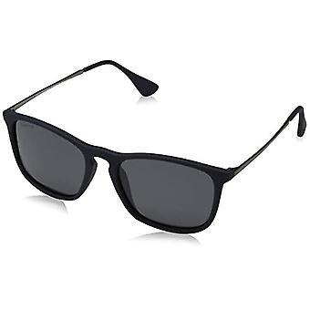Sunoptic Unisex - Óculos de Sol Montana Adultos, Azul/Cinza,