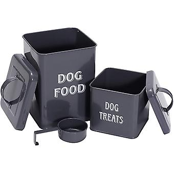 Tiernahrung und Snack-Set mit Spatel-Creme-beschichtetem Kohlenstoffstahl-dichtem