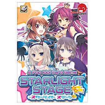 Starlight Stage A Pop Idol karetní hra