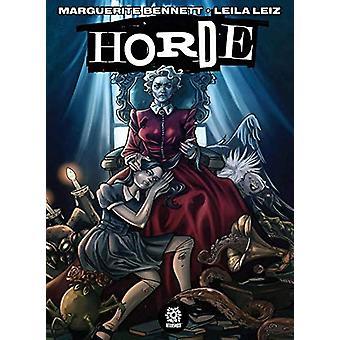 Horde by Marguerite Bennett (Hardcover, 2019)