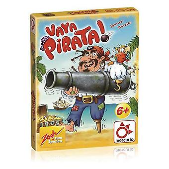 Card Game ¡Vaya Pirata! Mercurio (ES)