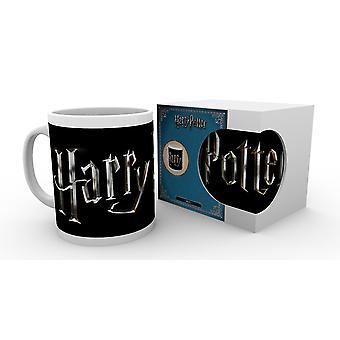 Harry Potter Logo Mug