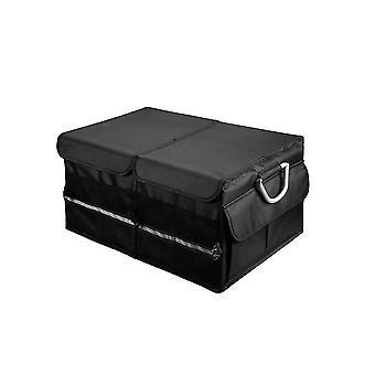 Taitettava Oxford Cloth Car Storage Bag Kotitalouksien Sundries Collection Box