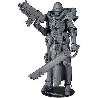 Adepta Sororitas BattleSister AP Version (Warhammer 4000) Wave 2 McFarlane Action Figure