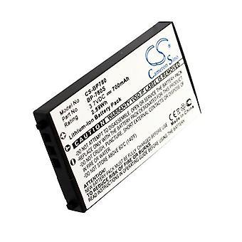 Cameron Sino Bp780 batteribyte för Kyocera-kamera