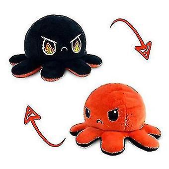 Die Original Reversible Octopus Plushie (Feueraugen)
