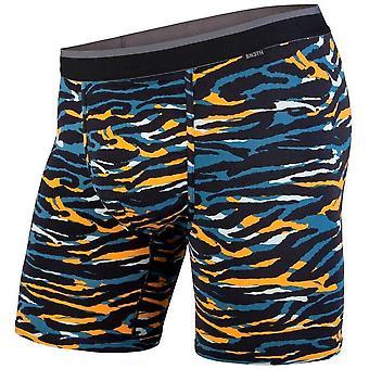 BN3TH Classic Boxer Brief - Tiger Teal Orange