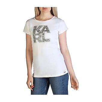 Karl Lagerfeld - Ropa - Camisetas - KL21WTS01-White - Mujeres - blanco, negro - L