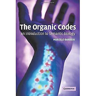 The organic codes