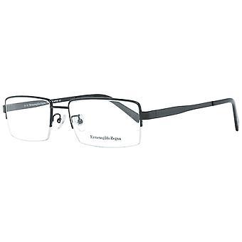 Hombres negros marcos ópticos awo35303