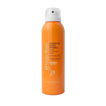 Body Sunscreen Spray Invisible Gisèle Denis (200 ml)
