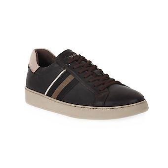 Black Savannah Gardens Brown Shoes