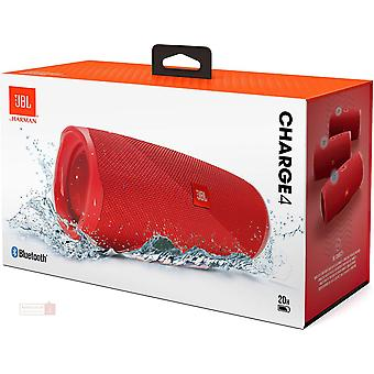 Charge 4 - Waterproof Portable Bluetooth Speaker