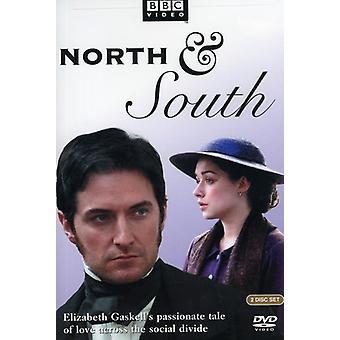 Noord & Zuid: Afleveringen 1-4 [DVD] USA importeren