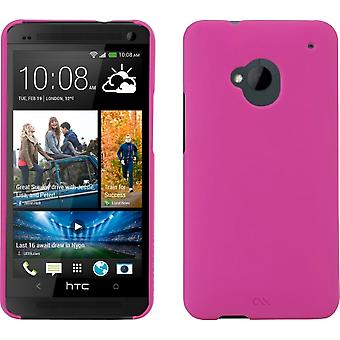 Case-Mate - Barely There Case for HTC One in Pink Rose