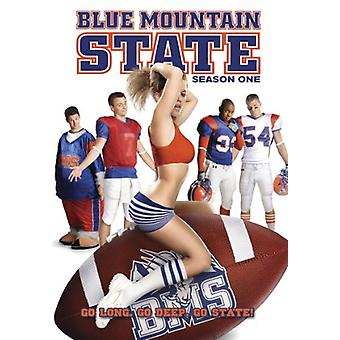 Blue Mountain State: Sæson 1 [DVD] USA import
