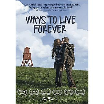 Ways to Live Forever [DVD] USA import