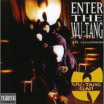 Wu-Tang Clan - Enter the Wu-Tang (36 Chambers [CD] USA importeren