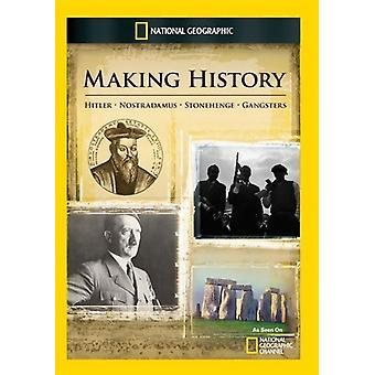 Making History [DVD] USA import
