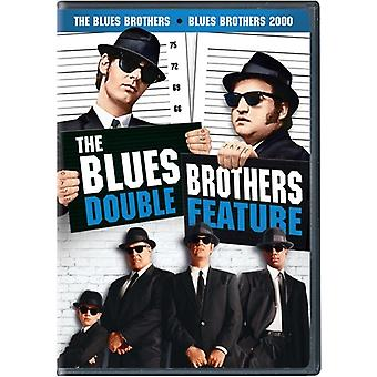 Blues Brothers dobbelt funktion [DVD] USA importerer