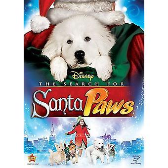 Sök efter Santa Paws [DVD] USA import
