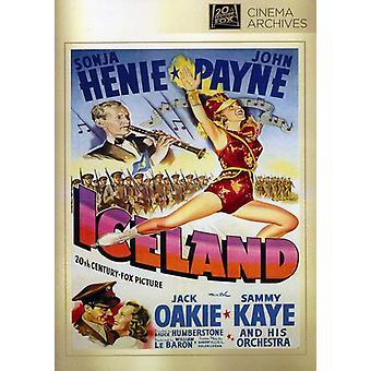Importación de USA de Islandia [DVD]