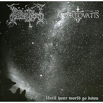 Dodsferd/Mortovatis - Until Your World Go Down [CD] USA import