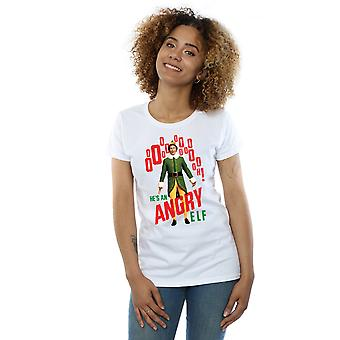Elf Women's Angry Elf T-Shirt