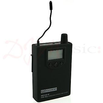 LD Systems LDMEI100 Belt Pack Receiver