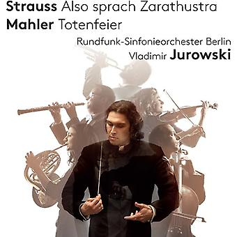 Mahler / Berndt - Also Sprach Zarathustra [SACD] USA import