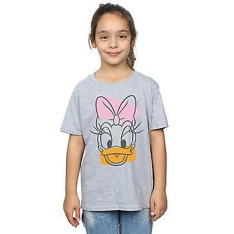 Disney Girls Daisy Duck Head T-Shirt
